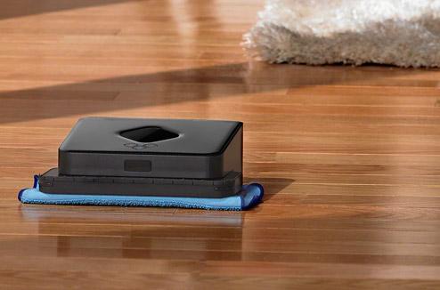 Comment fonctionne un robot laveur de sols ? - Home Robots