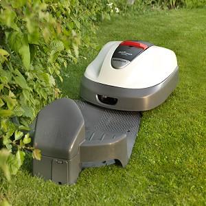 Comment fonctionne un robot tondeuse ? - Home Robots