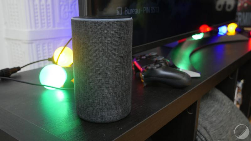 Amazon Echo (2ème génération) : le test - Home Robots