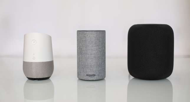 Comparatif des 3 Géants de l'enceinte connectée - Home Robots