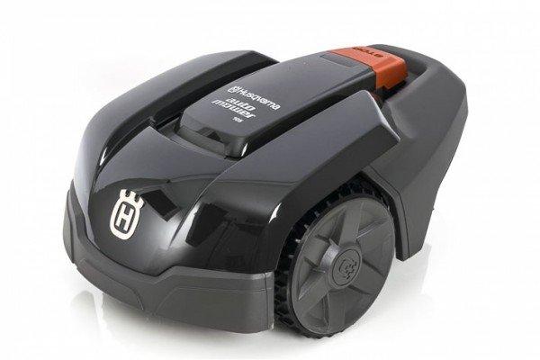 Test du robot tondeuse Husqvarna Automower 105 - Home Robots