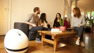 Keecker débarque enfin dans nos maisons - Home Robots