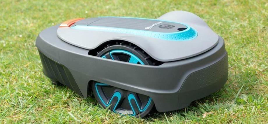 Gardena Smart Sileno City 500 – Le jardinier connecté - Home Robots