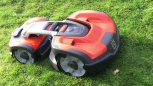 Husqvarna annonce le lancement de son Automower® 435X AWD - Home Robots