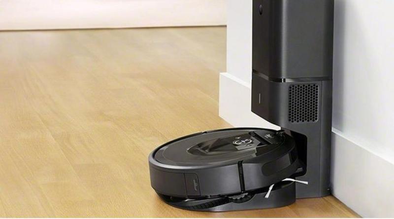 IRobot lance son aspirateur robot Roomba i7+ - Home Robots