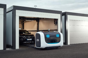 Le robot voiturier qui gare votre voiture tout seul - Home Robots