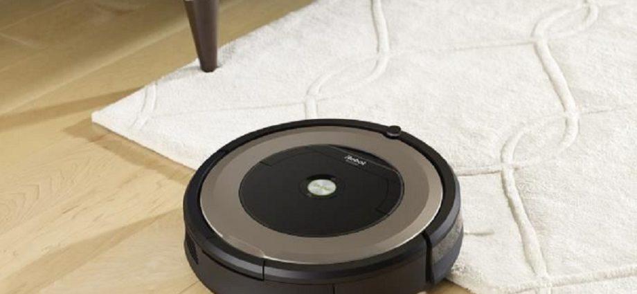 -50% sur le Roomba 891 d'iRobot - Home Robots