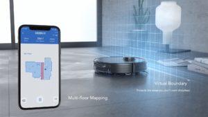 Nouveauté : Le deebot Ozmo 950 de la marque Ecovacs - Home Robots