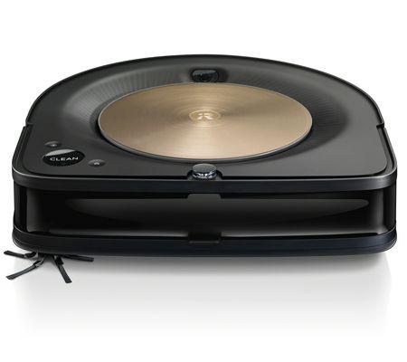Le nouveau Roomba S9+ change de forme - Home Robots