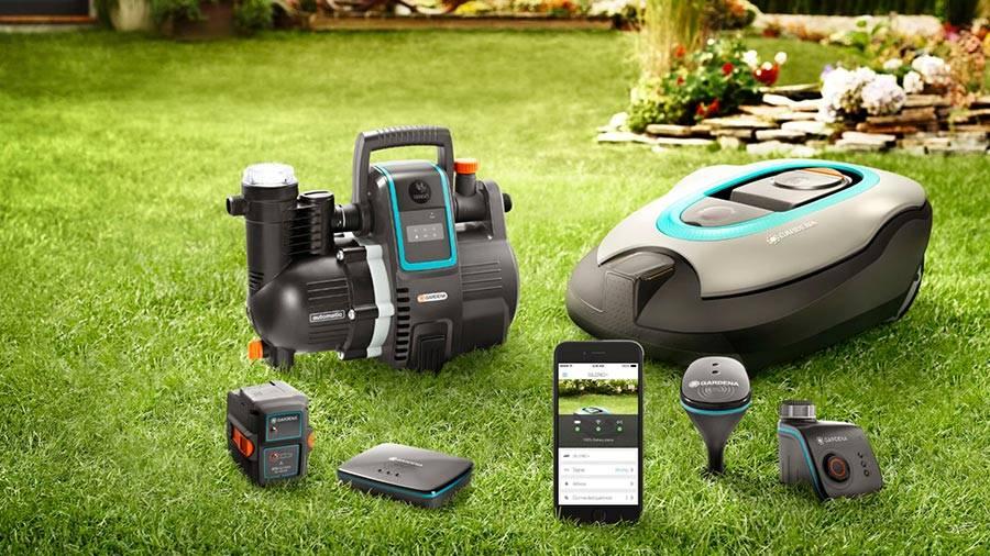 Un jardin connecté ! - Home Robots