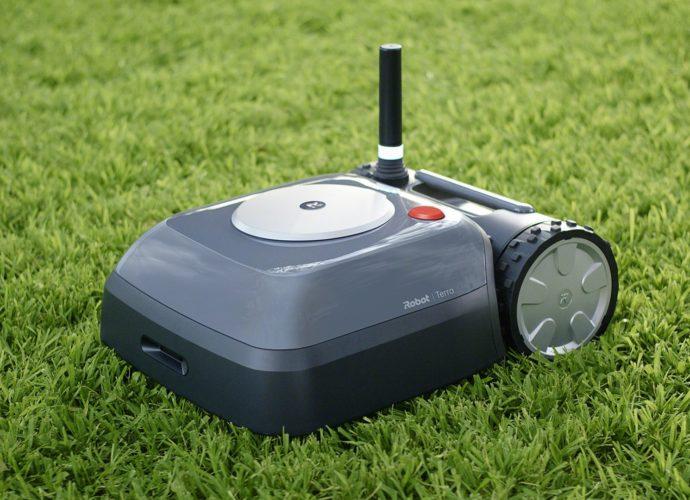 iRobot prépare Terra, une version tondeuse de sa Roomba - Home Robots