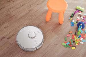 Roborock S5 Max : il aspire ET lave vos sols - Home Robots