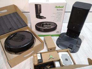 le Roomba i7+, l'aspirateur robot haut de gamme d'iRobot - Home Robots