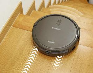 Un très bon rapport qualité prix pour le robot aspirateur Ecovacs Deebot N79 - Home Robots