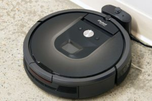 Le Roomba 980 : la star des aspirateurs robot de la marque iRobot - Home Robots