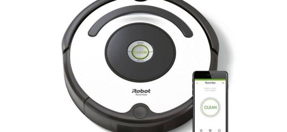 L'aspirateur iRobot Roomba 675 à moins de 200 euros chez cdiscount - Home Robots