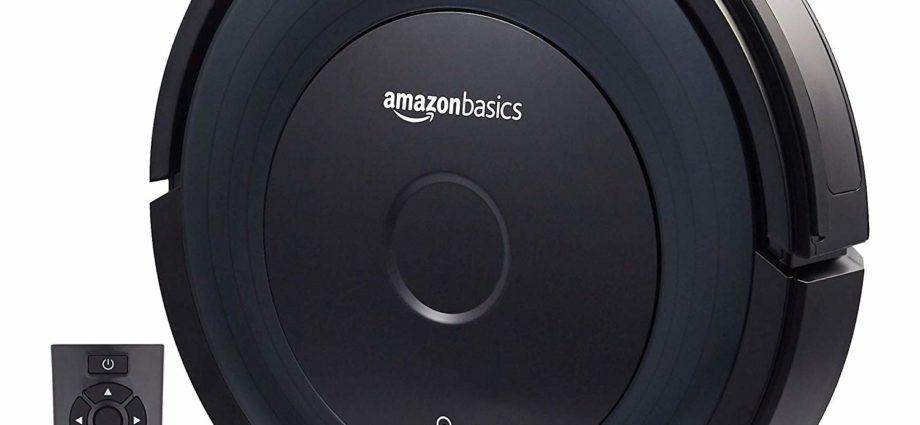 aspirateur AmazonBasics à moins de 200 € - Home Robots