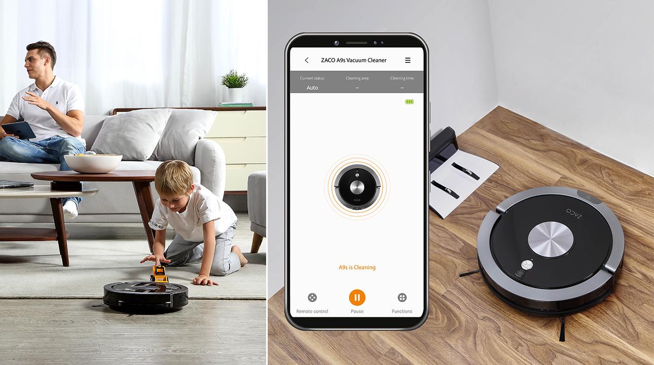 iLife devient Zaco et présente un nouveau produit - Home Robots