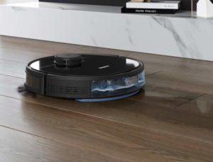 Test du Deebot Ozmo 920 : l'aspirateur robot d'Ecovacs - Home Robots