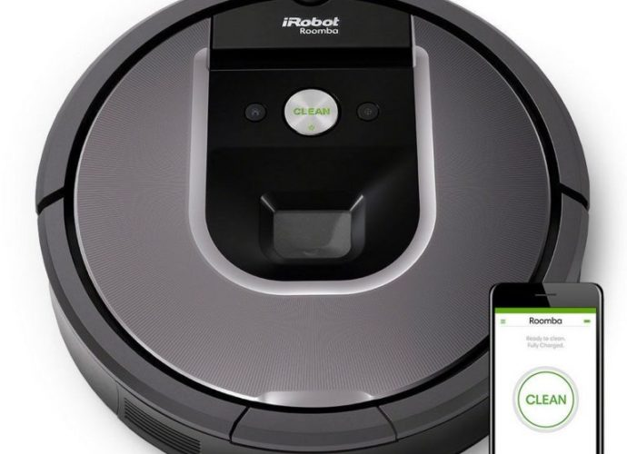 Test du Roomba 960 - Home Robots