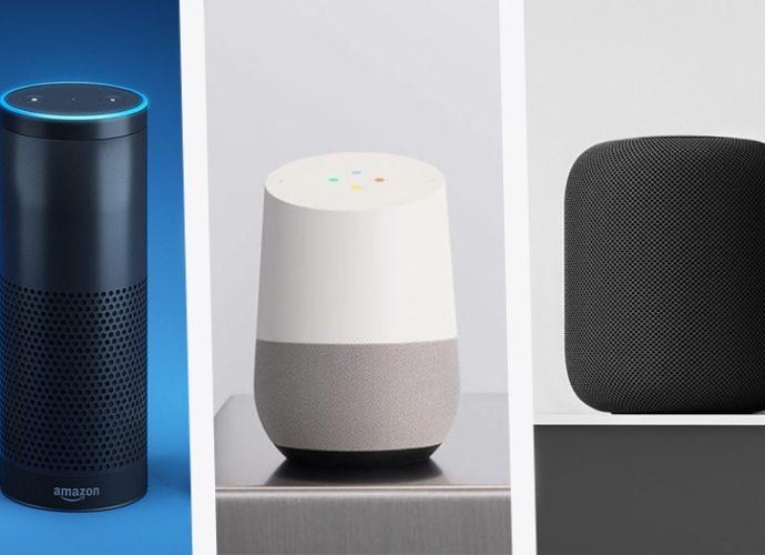 Les meilleurs objets connectés compatibles Google Home, Amazon Echo, HomePod - Home Robots