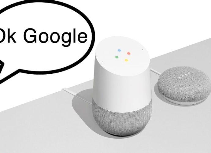 """la domotique trouve une nouvelle voix avec """"ok google"""" - Home Robots"""