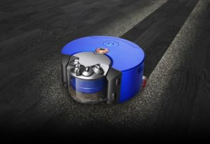 Dyson 360 Heurist : le nouvel aspirateur robot bientot disponible - Home Robots