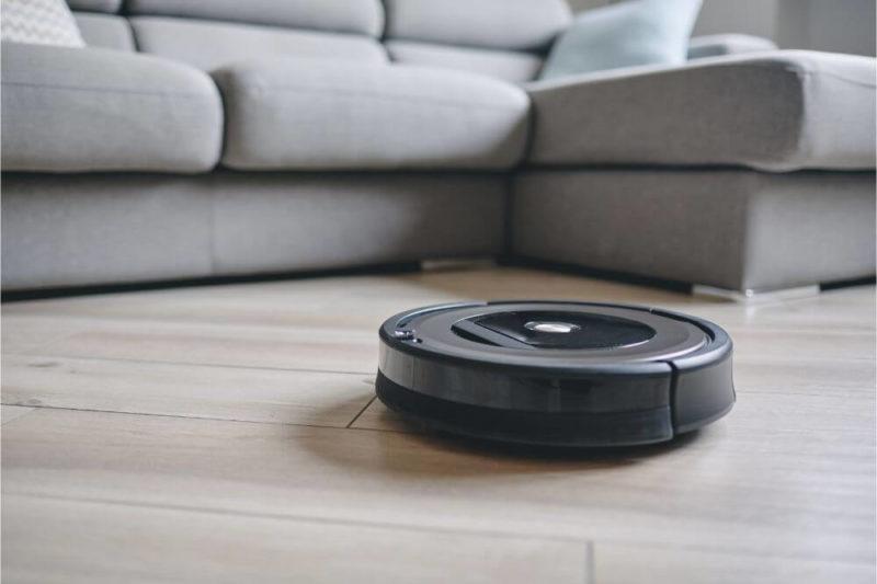 Que fait un aspirateur robot ? - Home Robots