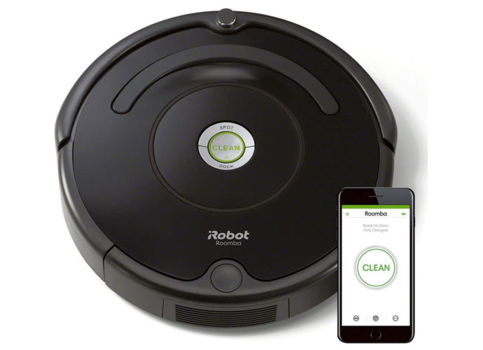 le prix de l'aspirateur robot Roomba 671 tombe sous les 200€ - Home Robots