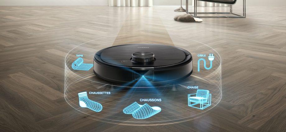 DEEBOT OZMO T8 AIVI : le nouvel aspirateur robot d'Ecovacs - Home Robots