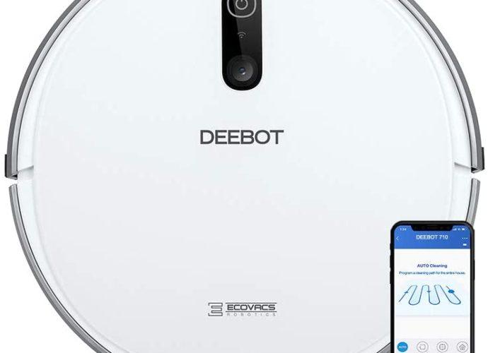 Test du robot aspirateur Ecovacs Deebot 710 - Home Robots
