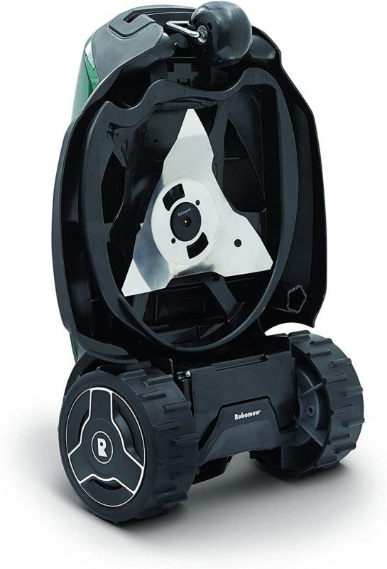 Test du robot tondeuse Robomow 22AC - Home Robots