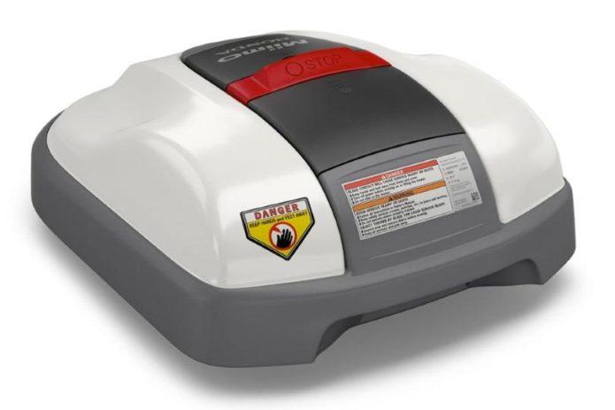 Test Honda Miimo HRM 310 - Home Robots