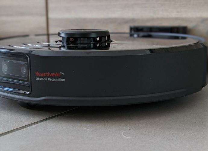 Test aspirateur robot Roborock S6 Max V : quand l'intelligence artificielle entre en jeu - Home Robots