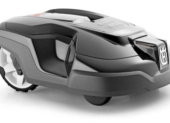 Test Husqvarna Automower 315X - Home Robots