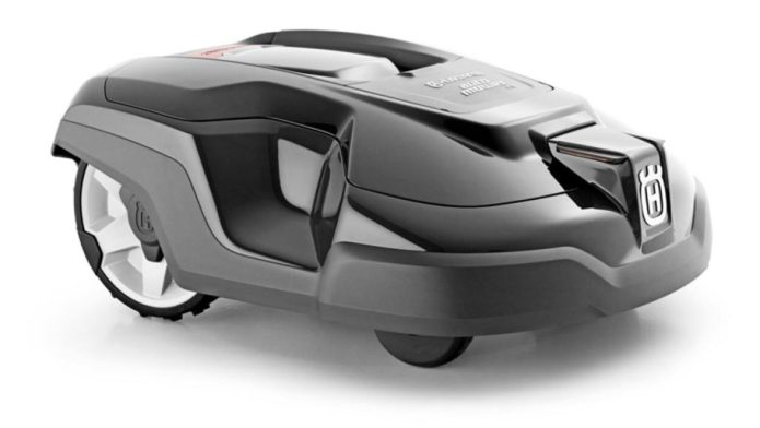Test Husqvarna Automower 315X - Home Robots