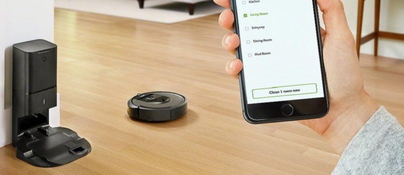 Test du iRobot Roomba i7 + - Home Robots