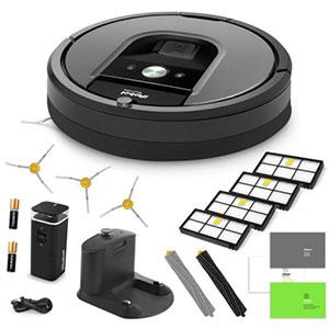 MEGA PROMO sur l'aspirateur robot iRobot Roomba 960 - Home Robots