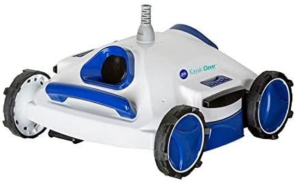 Gre RKC100J Kayaking Clever - Robot nettoyeur de piscine électrique, 18 000 l /h - Home Robots