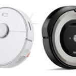 Roborock S5 Max ou iRobot Roomba e5154 : 2 aspirateurs robots en promo à moins de 350 euros - Home Robots