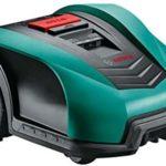 Bosch Indego 400 Connect 06008B0101 Robot Tondeuse Électrique sans fil Mulching, Roues Motrices Coupe 19 cm - Home Robots