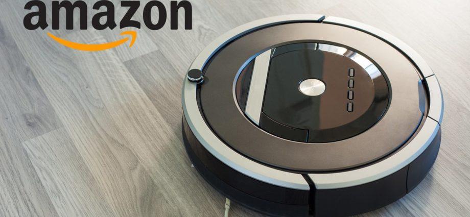 Les aspirateurs robots à prix cassés sur Amazon - Home Robots