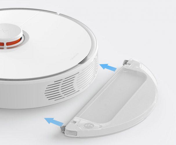 Xiaomi Smart Robot Vacuum Cleaner New Generation: le nouveau robot aspirateur 2 en 1 de Xiaomi - Home Robots