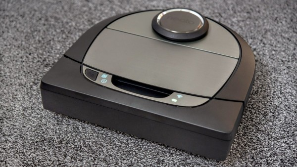 Test du Neato Botvac D7 Connected - Home Robots