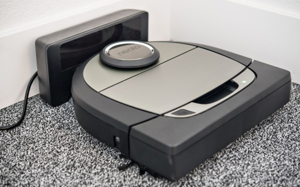Test du Neato Botvac D7 Connected - Home Robots