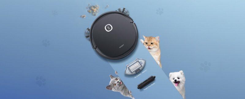 Test ECOVACS Deebot OZMO U2 Pro : Vos animaux domestiques vous remercieront - Home Robots