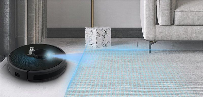 eZiclean Aqua Connect x850 - Home Robots