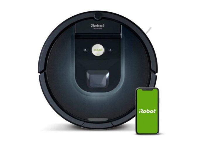 Offrez vous un robot aspirateur haut de gamme pour Noël : le iRobot Roomba 981 est à moitié prix ! - Home Robots