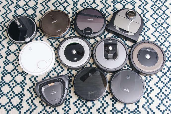 Comment nous sélectionnons les meilleurs aspirateurs robots - Home Robots