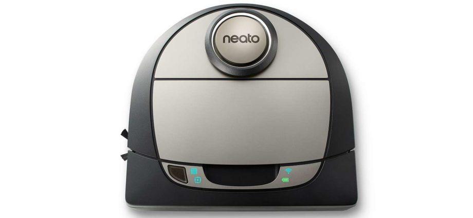 Cyber Monday Amazon : 200 € de remise sur l'aspirateur robot Neato Robotics D750 - Home Robots